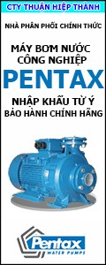 may bom cong nghiep pentax